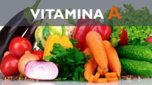 I benefici della Vitamina A