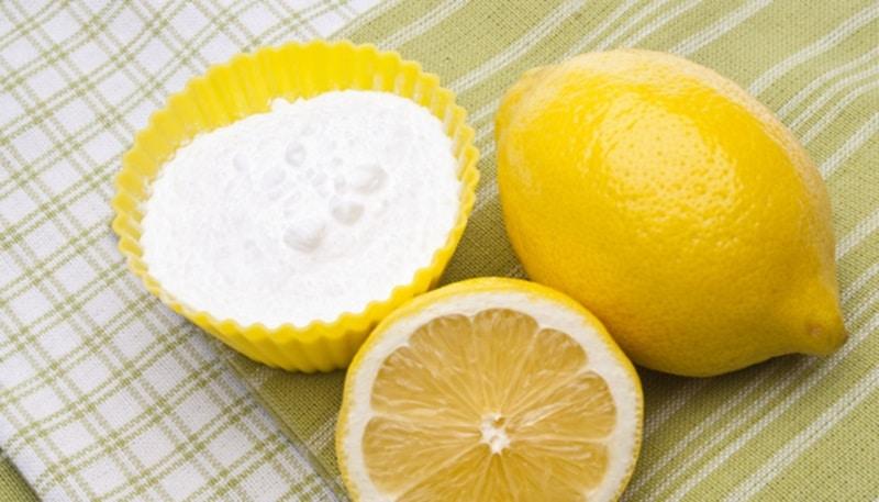 Il Bicarbonato di sodio e limone e i suoi benefici