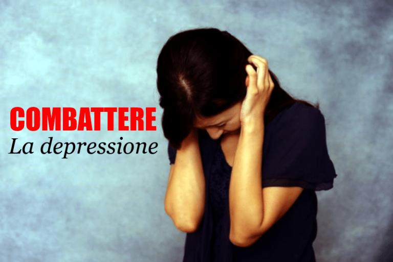 Combattere la depressione da soli