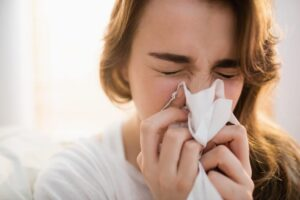 Avete il naso chiuso senza raffreddore?
