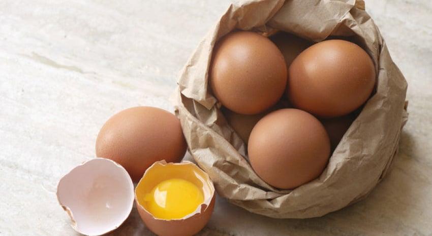 Sapete quante proteine ha un uovo?