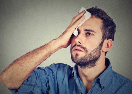 Soffri di sudorazione eccessiva notturna?